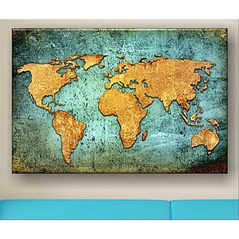 Arte WARA50 Kanvas Tablo - 90x60 cm