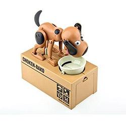 Practika V97 Para Yiyen Köpek Kumbara - Asorti