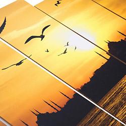K Dekorasyon KM-5P 2559 Mdf Tablo - 5 Parçalı