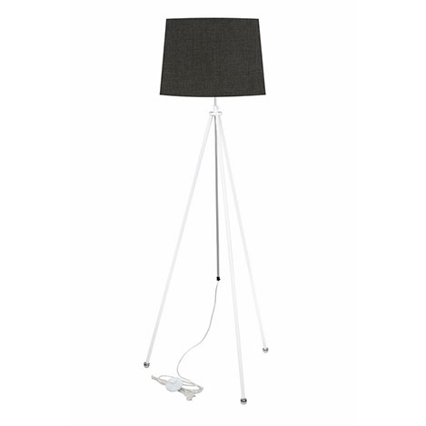 Modelight Trimeta Lambader - Beyaz / Füme