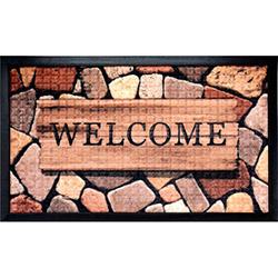 Giz Home Welcome Kosta Kapı Paspası - 45x75 cm