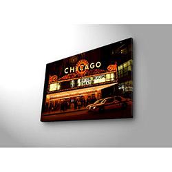 Özgül 4570DACT-62 Aydınlatmalı Kanvas Tablo - 45x70 cm