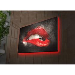 Özgül 4570DACT-64 Aydınlatmalı Kanvas Tablo - 45x70 cm