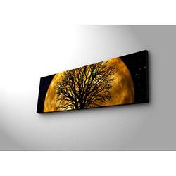 Özgül Grup 3090DACT-71 Aydınlatmalı Kanvas Tablo - 30x90 cm