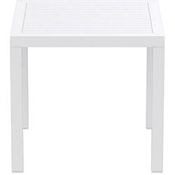 Siesta Ares 80 Kare Masa (Beyaz) - 80x80 cm