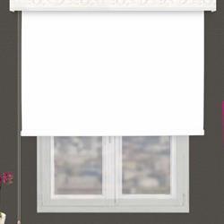 Brillant 782178 Stor Perde (Beyaz) - 110x200 cm