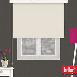 Brillant 78257847 Stor Perde (Krem) - 80x200 cm