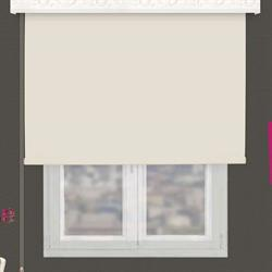 Brillant 78257865 Stor Perde (Krem) - 170x200 cm