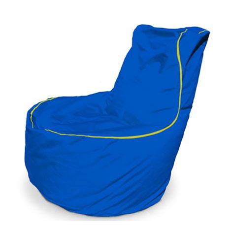 Resim  Hip Chik Chairs Klasik Armut Koltuk - Mavi