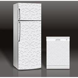 Modacanvas MAC23 Buzdolabı & Bulaşık Makinesi Sticker