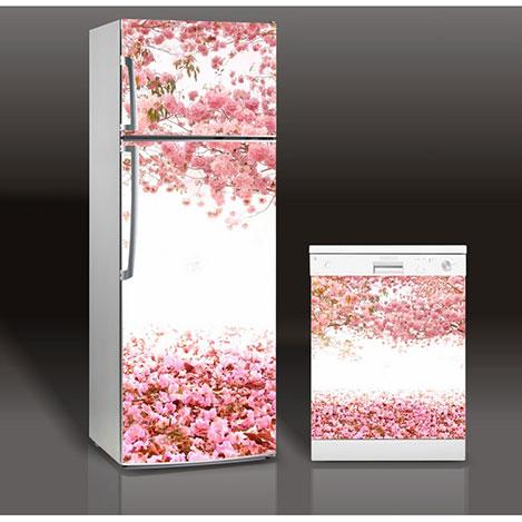 Supersticx MAC46 Buzdolabı & Bulaşık Makinesi Sticker
