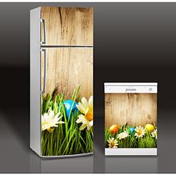 Supersticx MAC82 Buzdolabı & Bulaşık Makinesi Sticker
