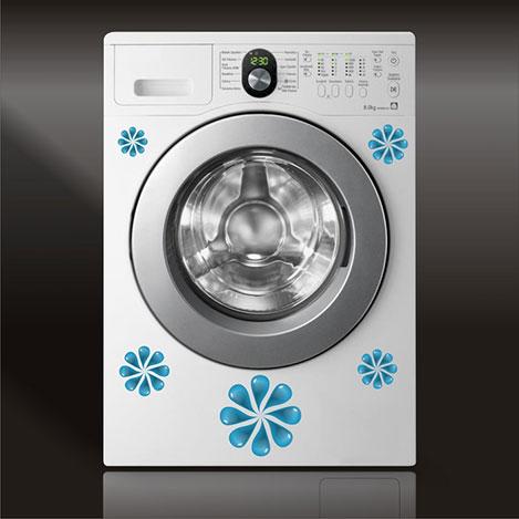 Supersticx CAMS1 Çamaşır Makinesi Sticker