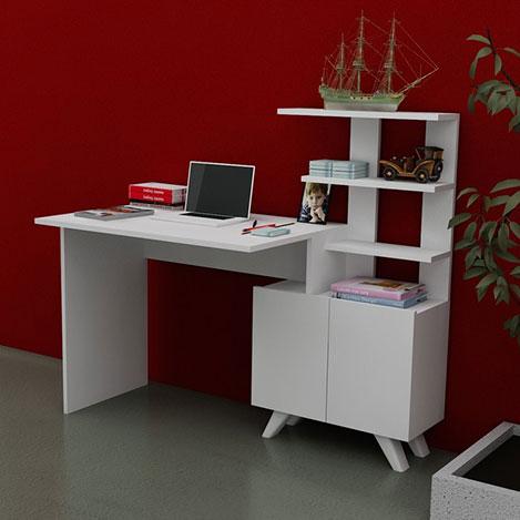 Resim  House Line Allegro Çalışma Masası - Beyaz