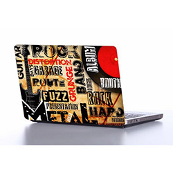 Supersticx NOTE203 Laptop Sticker - 37x26 cm