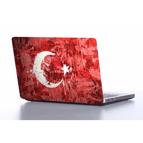 Supersticx NOTE204 Laptop Sticker - 37x26 cm