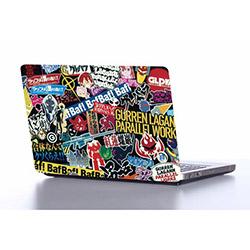 Supersticx NOTE219 Laptop Sticker - 37x26 cm