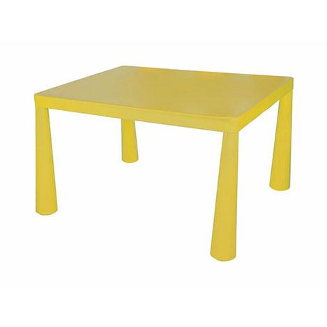 Resim  Modüler Mini Çocuk Masası - Sarı