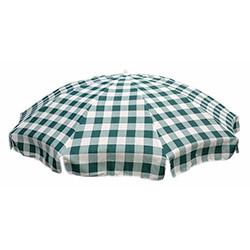 Siesta 301 Standart Pamuklu Kumaş Bahçe Şemsiyesi - Yeşil