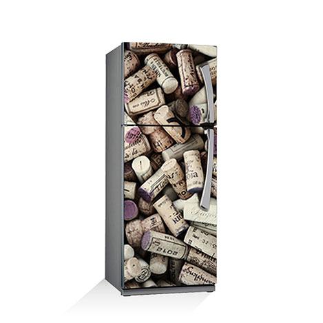Artikel BS-089 Tıpa Buzdolabı Sticker - 70x180 cm