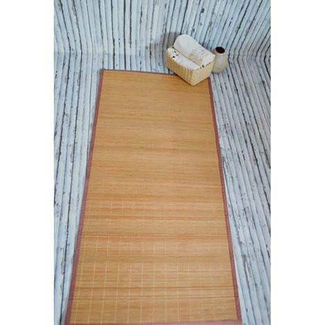 Resim  Giz Home Bambu Kilim (Kahverengi) - 140x200 cm