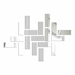 Özgül 2016A-07 Dekoratif Ayna - 57x40 cm