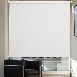 Platin 1001/80 Polyester Stor Perde (Ekru) - 80x200 cm