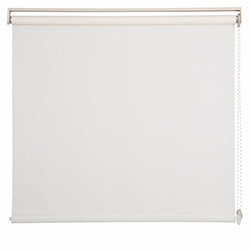 Platin 1001/100 Polyester Stor Perde (Ekru) - 100x200 cm