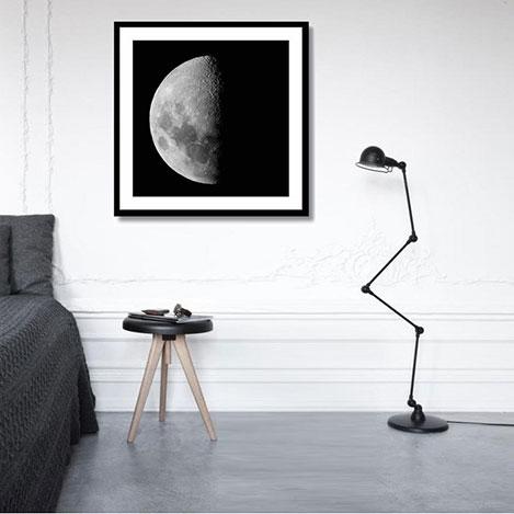 Resim  Tictac TT2-(33) Kanvas Tablo - 50x50 cm