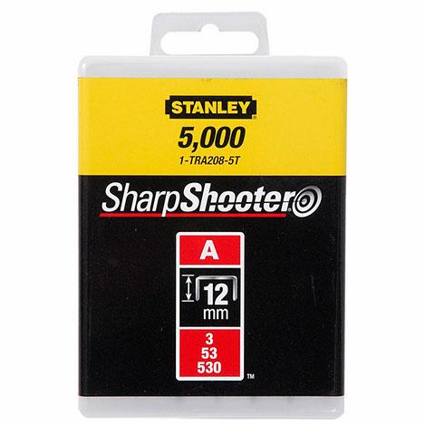 Stanley ST1TRA208T Zımba Teli (1000 Adet)- 12 mm