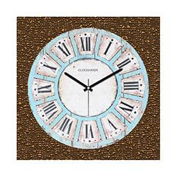Clockmaker By Cadran CMM94 Mdf Duvar Saati - 30x30 cm