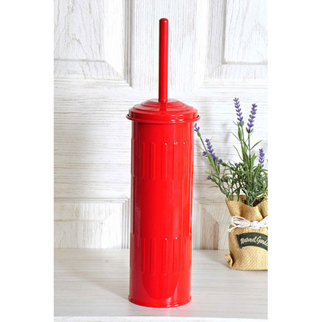 The Mia Tuvalet Fırçası - Kırmızı
