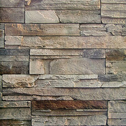 Dekor 207b Taş Desenli Duvar Kağıdı (5 m²)
