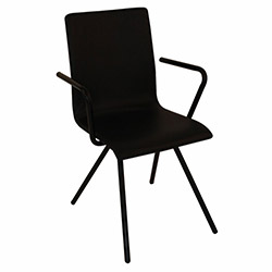 Vitale Tweet Sandalye - Siyah