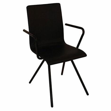 Resim  Vitale Tweet Sandalye - Siyah