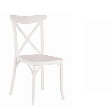 Tilia Capri Sandalye - Beyaz