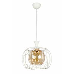 Safir Light Telli Lux Sarkıt - Beyaz