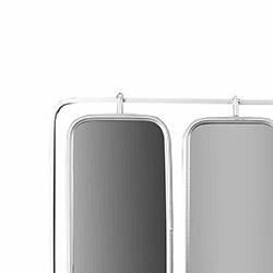Vitale AK.CN0003 3'lü Askılı Ayna - 91x75,5 cm