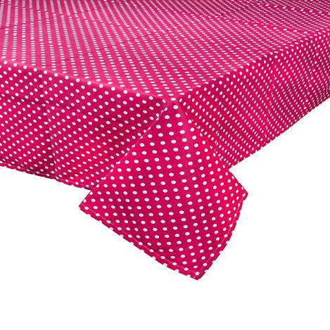 Resim  Aliz ALZ675 Masa Örtüsü (Kırmızı) - 160x220 cm