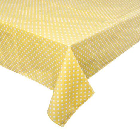 Resim  Aliz ALZ677 Masa Örtüsü (Sarı) - 160x220 cm