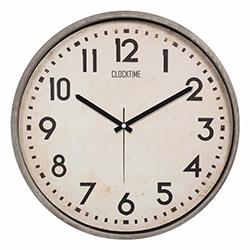 Clocktime By Cadran CTM94 Duvar Saati - 30x30 cm