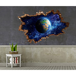 3d Art TDS-1051 Duvar Sticker - 135x90 cm