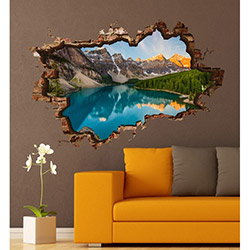 3d Art TDS-1028 Duvar Sticker - 70x45 cm