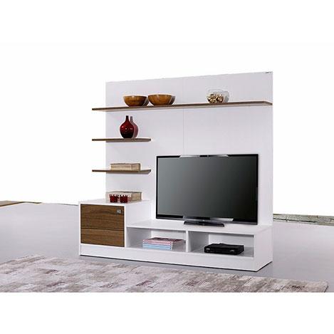 House Line Daye Tv Ünitesi - Beyaz / Venezia