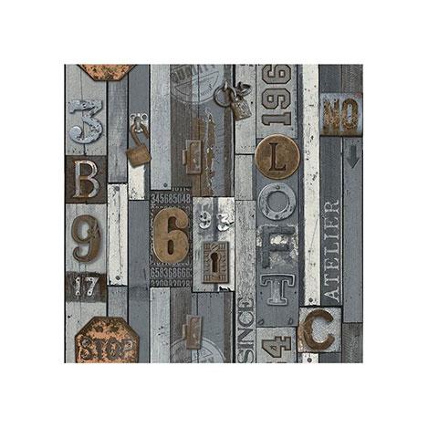 Resim  Dekor 1049 B Duvar Kağıdı (5,33 m²)