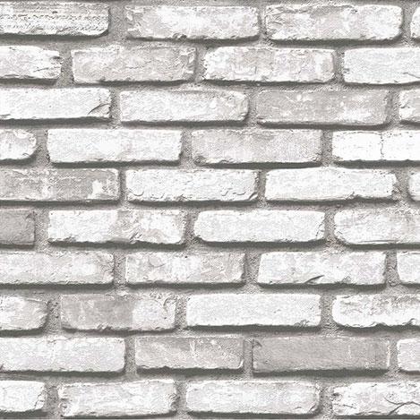 Exclusive 9020 Tuğla Desenli Duvar Kağıdı (5 m²)