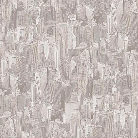 Duka DK.71138-1 Manhattan Duvar Kağıdı (16,28 m²)