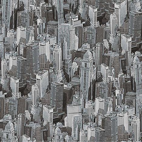 Resim  Duka DK.71138-5 Manhattan Duvar Kağıdı (16,28 m²)