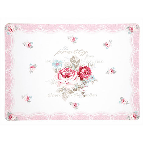Resim  Biev Pretty Rose 4'lü Amerikan Servisi