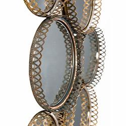 Vitale AK.CF0014 Metal Eskitme Ayna